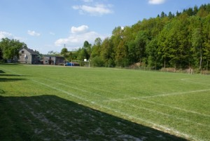 Stadion LKS Weilopole Skrzyńskie
